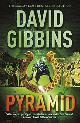 Pyramid by Gibbins, David Book The Cheap Fast Free Post