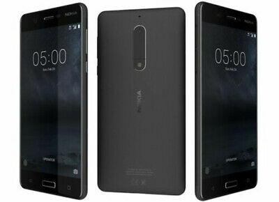 DUMMY Nokia 5 MATT BLACK NON WORKING ANDROID DISPLAY MODEL PROP UK SELLER