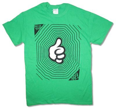 Mac Miller Thumbs Up Most Dope Kelly Green T Shirt New Official