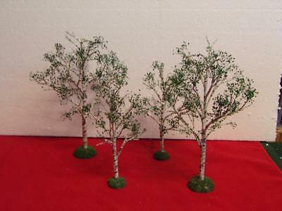 Dept 56 SB-SEASONS BAY-4 SEASONS BAY TREES LARGEST APPROX 10""