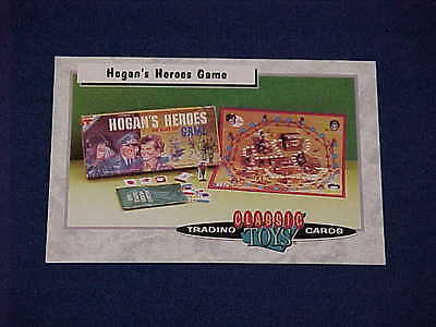 Classic Toys Trading Cards World War Ii Hogan's Heroes Tv Board Game