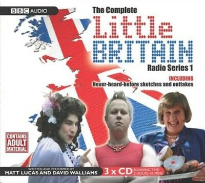 Little Britain: The Complete Radio Series 1 (Audio CD), Walliams,. 9780563526421