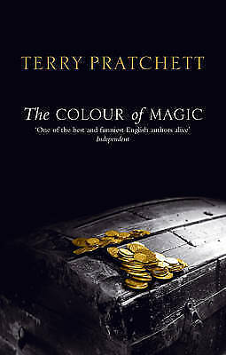 The Colour of Magic: (Discworld Novel 1) by Terry Pratchett (Paperback, 2005)