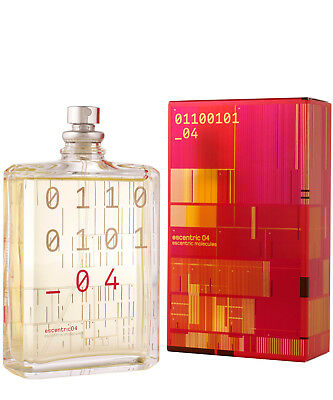 Escentric Molecules Escentric 04 Eau de Toilette 100ml EDT Spray OVP!!