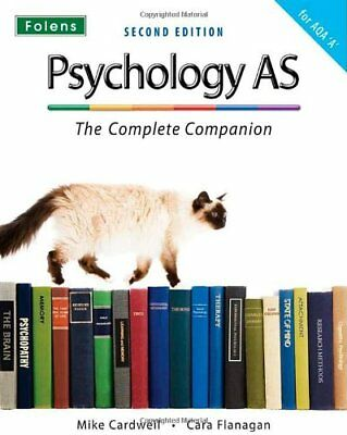 The Complete Companions: Psychology AS - The Complete Companion for AQA 'A' (.