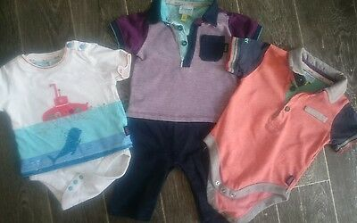 boys ted baker bundle newborn, 3-6 months