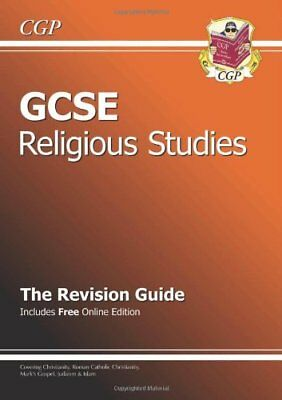 GCSE Religious Studies Revision Guide (with online edition) (A*-G course)-CGP B