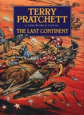 The Last Continent: A Discworld Novel: 22-Terry Pratchett
