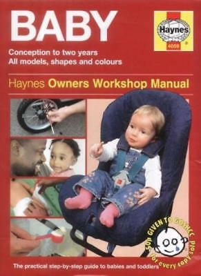 The Haynes Baby Manual: Conception to Two Years-Dr. Ian Banks