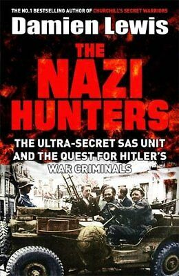 The Nazi Hunters-Damien Lewis, 9781784293895