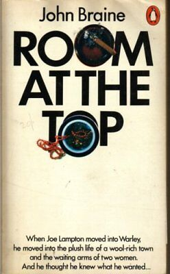 Room at the Top-John Braine, 9780140013610