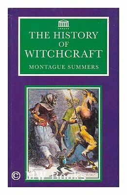 The History of Witchcraft (Senate Paperbacks)-Montague Summers