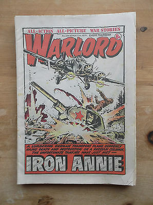 WARLORD COMIC No.234 17th MARCH 1979 WIN A RALEIGH GRIFTER ADVERT/ EISENHOWER