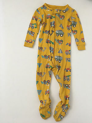 Baby Gap Toddler Boys 12-18 Months Long Sleeve 1-Piece Pajamas