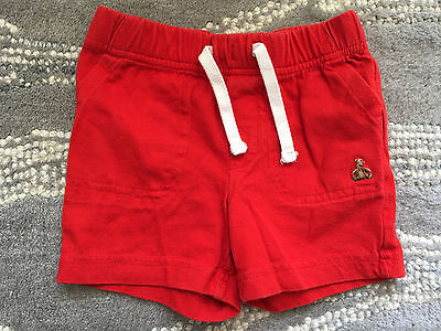 Baby Gap Toddler Boys 12-18 Months Pull-On Knit Shorts