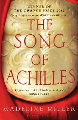 The Song of Achilles-Madeline Miller, 9781408821985