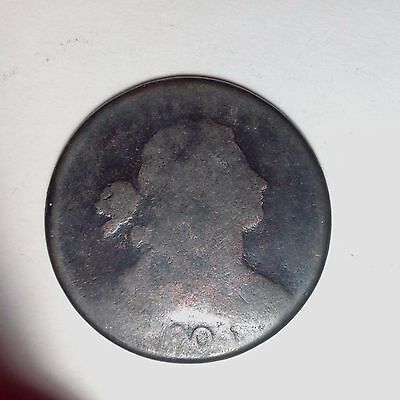 1803 Large Cent Draped Bust - Affordable Type Coin!! Take A Look!!