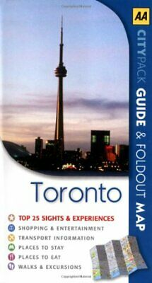 Toronto (AA CityPack Guides) (AA CityPack Guides) by AA Publishing Paperback The