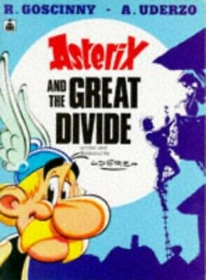 Asterix and Great Divide Bk 26 PKT (Classic Aster... by Goscinny, Ren� Paperback