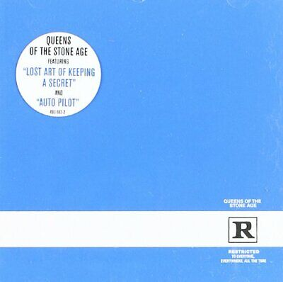 Queens Of The Stone Age - Rated R - Queens Of The Stone Age CD 6OVG The Cheap
