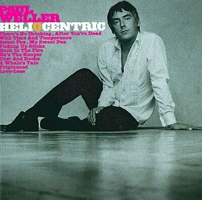 Paul Weller - Heliocentric - Paul Weller CD 3CVG The Cheap Fast Free Post The