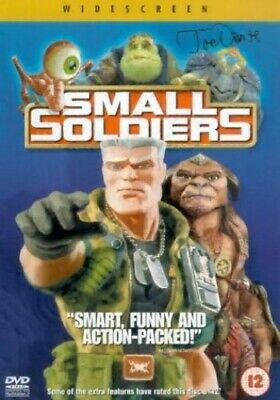 Small Soldiers [DVD] [1998] - DVD  4QVG The Cheap Fast Free Post