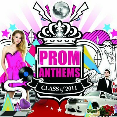 Various Artists - Prom Anthems: Class Of 2011 - Various Artists CD KKVG The The