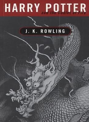Harry Potter and the Goblet of Fire (Book 4): Adult Edition-J.K. Rowling