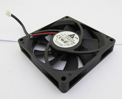 1pcs Delta EFB0812HHB 80x80x15mm 80mm 8015 12V 0.4A DC CPU Cooling Fan 2pin wire