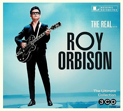 Roy Orbison The Real...ultimate Collection 3 Cd