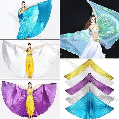 Egypt India Belly Dance Wings Costume Fancy Isis Wings Festival Dance Wings Wear