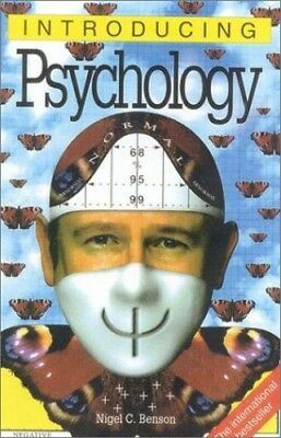 Introducing Psychology by Benson, Nigel Paperback Book The Cheap Fast Free Post