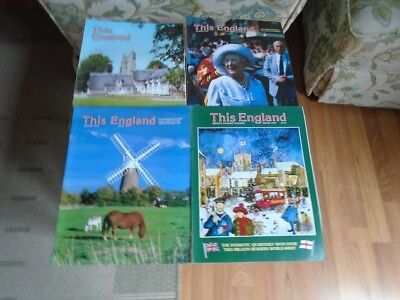 This England 4 volumes 1999