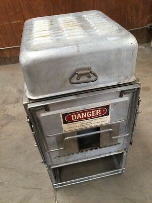 Military Specifications Gasoline Field Range Outfit W/ Pots MIL-R-14601