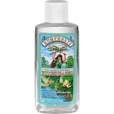 Humphrey's Homeopathic Remedy Witch Hazel Facial Toner Redness Reducing - 2 fl o