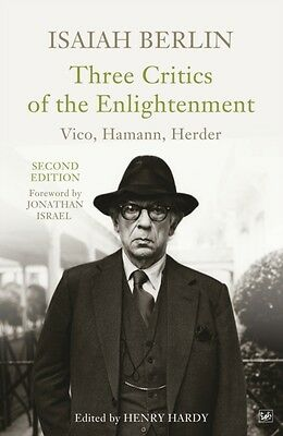 Three Critics Of The Enlightenment (Paperback), Berlin, Isaiah, 9781845952136