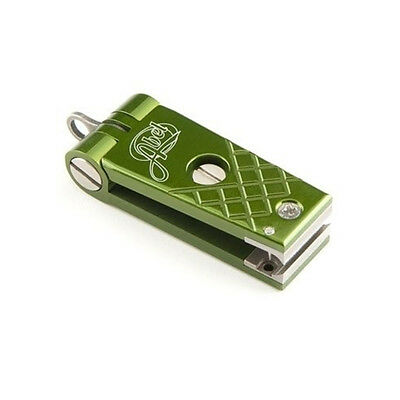 New Abel Fly Fishing Line Nipper Cutter Olive In Stock Free Us Shipping