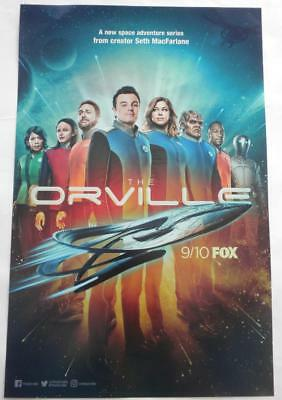 NEW SDCC 2017 THE ORVILLE Seth MacFarlane POSTER 11 x 17  Fox