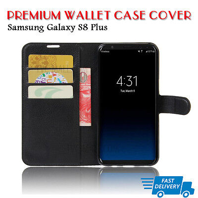 Case Cover For Samsung Galaxy S8PLUS  Wallet Flip Leather  (B09