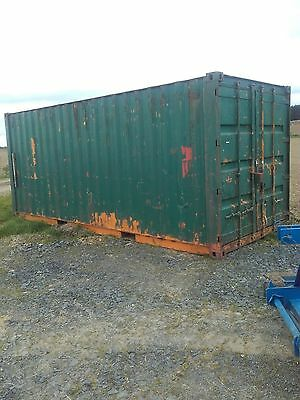 20ft shipping container Dry And Wind Proof