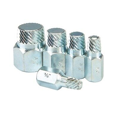 5 Piece Pipe Nipple Extractor Set Pittsburgh