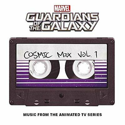 Various Artists - Marvel's Guardians of the Galaxy:... - Various Artists CD GCVG