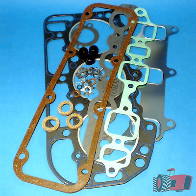 VRS3529 VRS Head Gasket Set Ford 2000 3000 Tractor w 3Cyl Engine 4.2in Bore