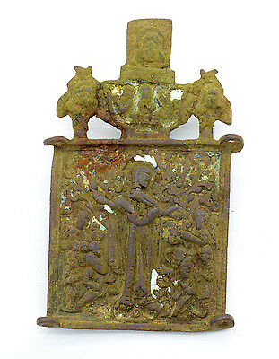 Medieval Christianity Icon lot. 18-19 century