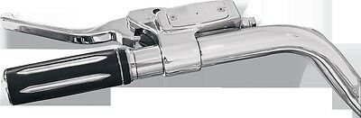 Billet Hydraulic Clutch Assembly 9/16in. Bore - Chrome HAWG HALTERS HCMA-CS21