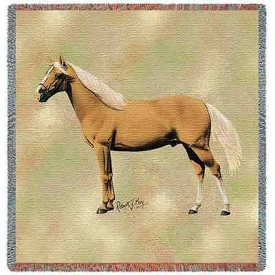 Lap Square Blanket - Palomino II by Robert May 2373