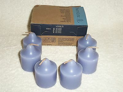 Partylite Be Relaxed! Votives -- RETIRED