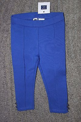 Janie and Jack Baby Girls Blue Pants - Size 6-12 Months - NWT