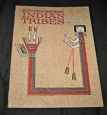 Vintage 1987 Southwestern Indian Tribes (8th Edition) Book by Tom Bahti