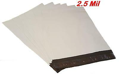 9x12 White Poly Mailers Shipping Envelopes Self Sealing Bags 1-100-200-500-1000